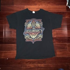 Gildan Black Journey Tshirt